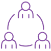 Group Sales Support Icon